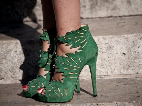 verde-esmeralda-sapato